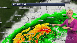 Weather Map Chicago by Chicago Weather May 3rd 2017 Youtube
