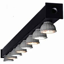 cob led light bar led light bar trade show lights led trade show lighting