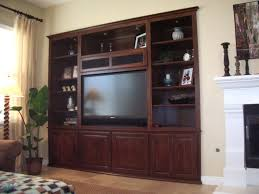 Tv Walls by Transform Your Wall With A Built In Tv Wall Unit