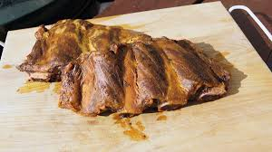 smoked beef back ribs with south carolina bbq sauce beef recipe