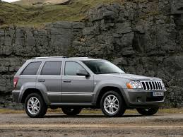 jeep grand cherokee overland jeep grand cherokee overland uk 2008 pictures information