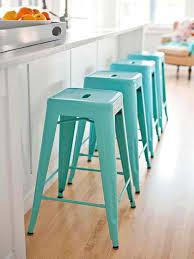 turquoise kitchen decor ideas small kitchen decorating ideas stools bar stool and bar
