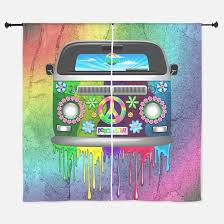 Hippie Drapes Hippie Window Curtains U0026 Drapes Hippie Curtains For Any Room