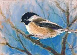 watercolor tutorial chickadee how to paint a chickadee awesome art lessons pinterest bird