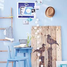 Maritimes Bad Wohnzimmer Küche Esszimmer Bad Vögel Vogel Holz Wand Stuhl
