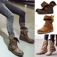 buy combat boots womens trendsepatupria black and brown boots for images
