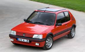 peugeot 205 rally peugeot 205 specs and photos strongauto