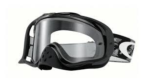 motocross goggles oakley crowbar mx goggles revzilla