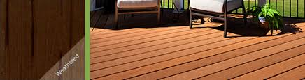 affordable wood plastic decking envirodeck urban range