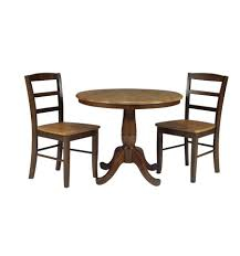 36 inch classic round table bare wood fine wood furniture