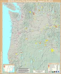 a map of oregon wildfires a new wave of wildfires is punishing oregon and washington