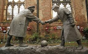the forgotten christmas truce the british tried to suppress