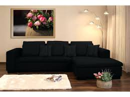 canape d angle noir canape noir angle cuir d dangle relax et blanc design convertible