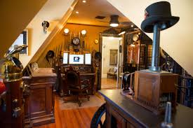 a visit to a steampunked home modvicmodvic