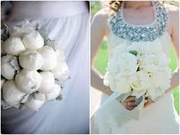 Wedding Flowers Peonies White Peony Bouquets