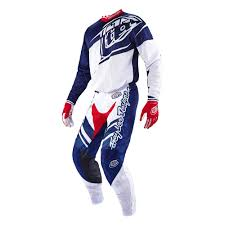 motocross gear combos closeouts troy lee designs 2016 flexion gp air jersey and pants package navy