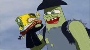 Spongebob Meme Face - spongebob and dennis face swap face swap know your meme