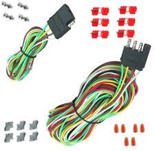 boat trailer wiring kit ebay