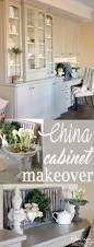 kitchen desk design china cabinet makeover design dazzle