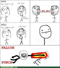 Falcon Punch Meme - rage comix gallery gallery ebaum s world