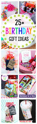 birthday gifts for in best 25 diy birthday gift ideas on friend birthday