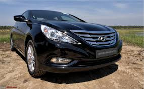 hyundai sonata official review team bhp