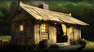Harry Potter Home Hagrid U0027s Hut Harry Potter Wiki Fandom Powered By Wikia