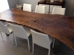 Elm Dining Table Dining Table Live Edge Dining Table On Property Brothers West