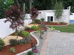Ideas For Front Gardens Chic Front And Backyard Landscaping Ideas Front Yard Landscape