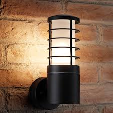 auraglow 5w outdoor garden wall light hartwell auraglow led