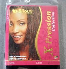 bijoux xpression kanekalon braiding hair bijoux x pression collection hair extensions color 2 100