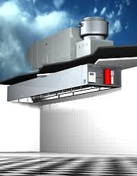 Kitchen Ventilation Design Hvac Aplication Commercial Kitchen