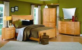 color furniture what paint colors look best with maple bedroom furniture creative