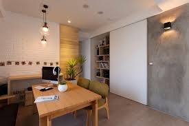 Taiwan Home Decor Minimalist Apartment In Taiwan By Fertility Design 14