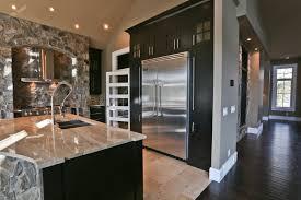 stone kitchens design design natural stone wall decoraion grey kitchen design modern