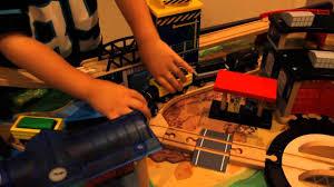 Imaginarium Mountain Rock Train Table Imaginarium Mountain Rock Train Table Youtube
