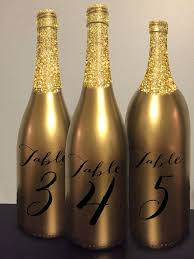 New Year Decorations Pinterest by Best 25 Champagne Centerpiece Ideas On Pinterest Champagne
