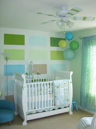 chambre bébé bleu deco chambre bebe vert et bleu visuel 9
