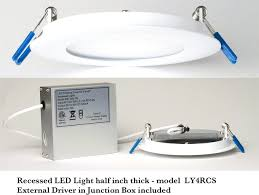 4 recessed led lighting with light design high quality led and 6