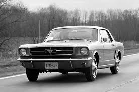 first mustang ever made how the ford mustang shook the world 50 years ago automobile