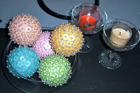 Pomander Balls Calico Cat Crafts Pearl And Flower Pomander Balls