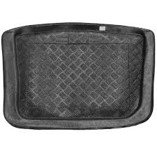 volkswagen polo trunk volkswagen polo 1999 2003 tailored boot liner heavy duty trunk mat