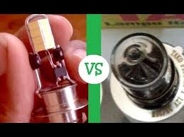 cara membuat lu led motor sendiri cara membuat panel led 20watt ac vs bohlam 35watt youtube