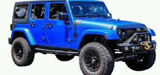 Jeep Wrangler 2018 Jeep Wrangler Unlimited The Best Off Roader There Is