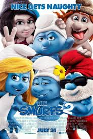 Download Film The Smurfs 2 Bluray 720p Subtitle Indonesia