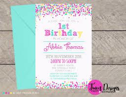 birthday invitations party invitations printable