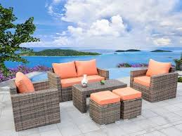 Outdoor Patio Furniture Sectionals San Diego Outdoor Wicker Patio Furniture Sdi Deals U2013 San Diego
