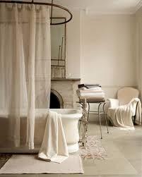 Luxury Shower Curtain White Cotton Luxury Shower Curtains For Your Master Bath Best Home Magazine