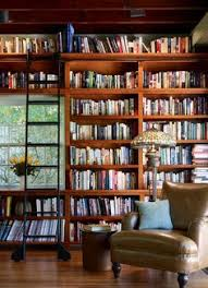 Bookcase Wall 62 Home Library Design Ideas With Stunning Visual Effect