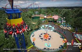 Theme Park Six Flags Newsplusnotes Two New Kids Areas Opening At Six Flags Over